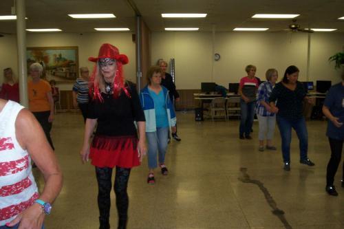 line dance class halloween 10-30-18 005
